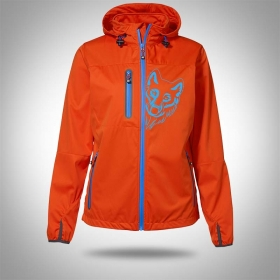 Softshell jacket AARHUS Orange Woman