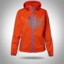 """Softshell jacket """"AARHUS"""" Orange Woman"""