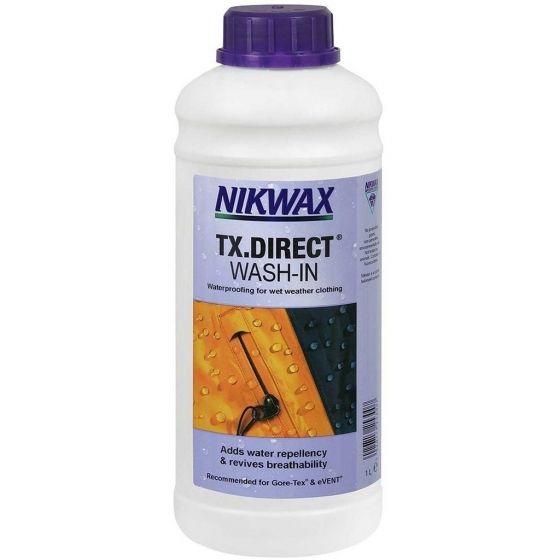 Nikwax TX.Direct® Wash-In 1L (impregnacja)