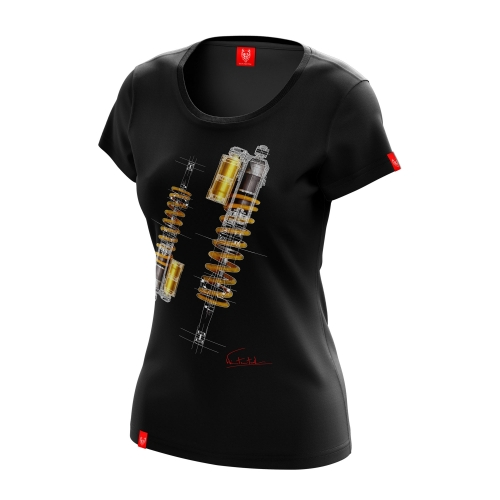 "T-shirt ""Suspension"" Woman"