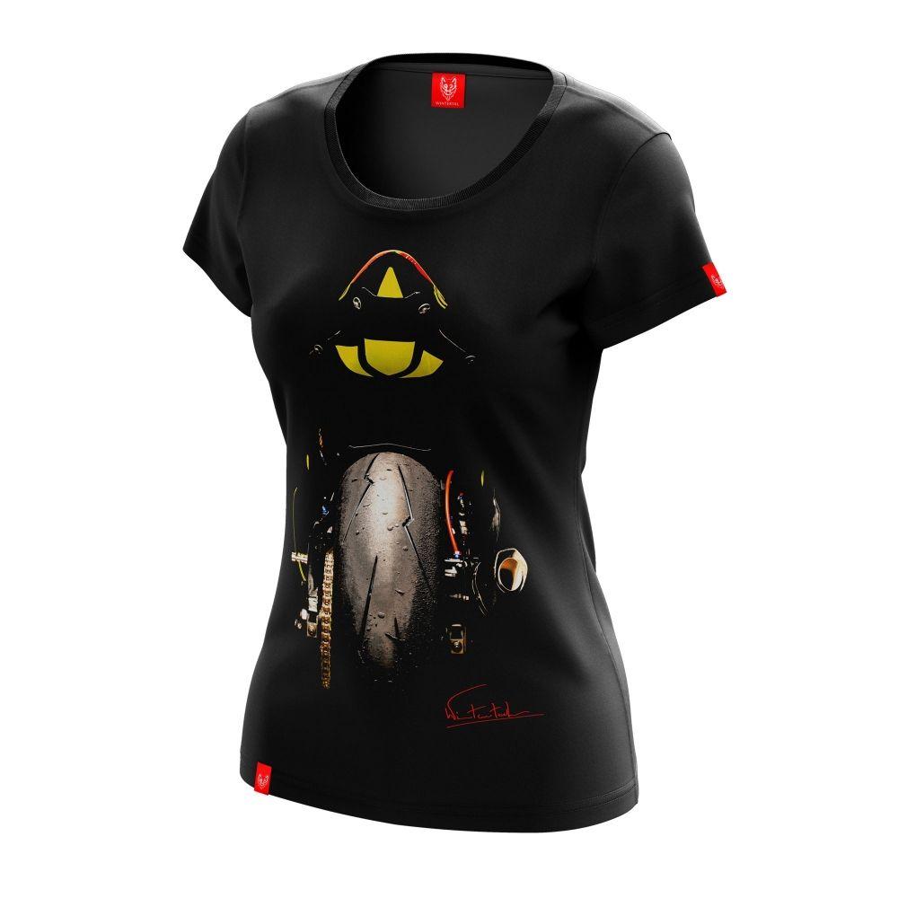 """Koszulka dla motocyklistki """"141"""" Damska"""