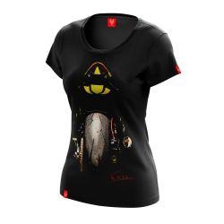 "Motorcycle T-shirt ""141"" Woman"