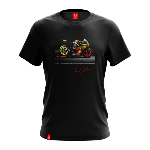 "Motorcycle T-shirt ""151"" Man"