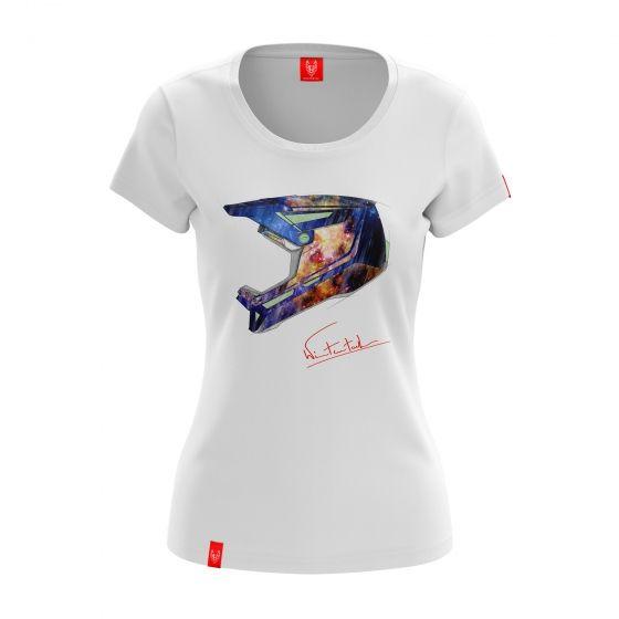 """Koszulka dla rowerzystki """"SPACE"""" Damska"""