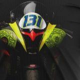 "Koszulka dla motocyklisty ""272"" Męska"