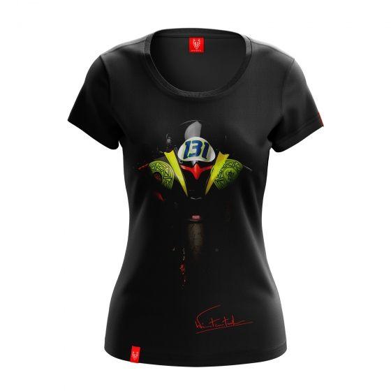 """Koszulka dla motocyklistki """"272"""" Damska"""