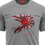 "Bike T-shirt ""KAMIKAZE"" Man"