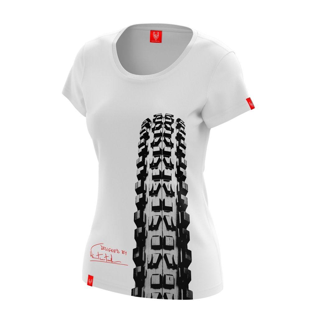 """Koszulka dla rowerzystki """"MINION"""" Męska"""