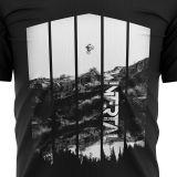 "T-shirt ""FURY BLACK"" Men"