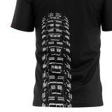 "Bike T-shirt ""BLACK MINION"" Man"