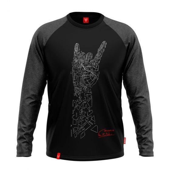"""Bike T-shirt """"GESTURE"""" Men"""