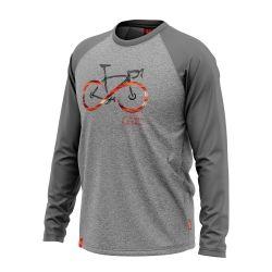 """Koszulka dla rowerzysty """"INFINITY"""" Męska"""