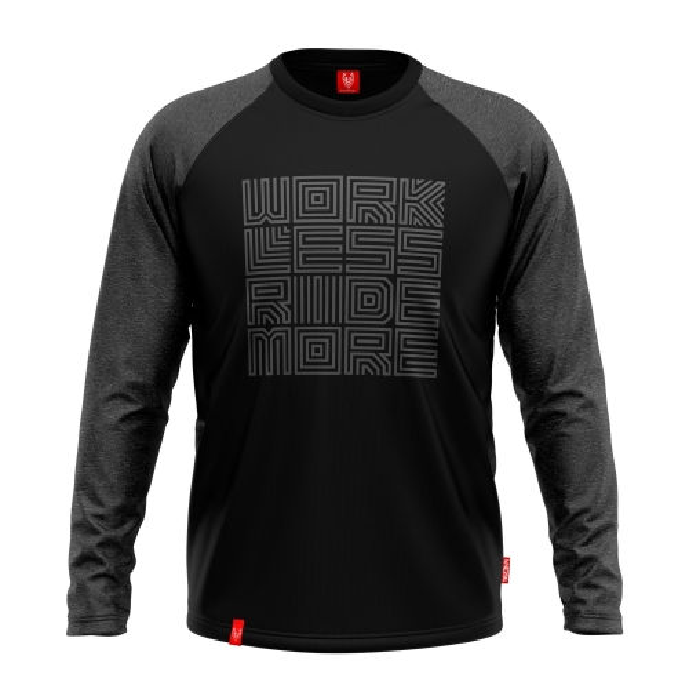 """Koszulka dla rowerzysty """"MOTTO"""" Męska"""