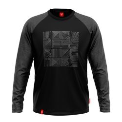 "Bike longsleeve ""MOTTO "" Men"
