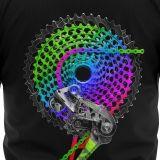 "Bike T-shirt ""CHAIN DISCO LIMITED"" Man - 7"