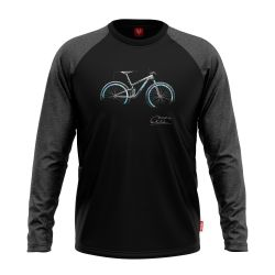 "Bike longsleeve ""PASSION"" Men"
