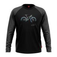 "Bike longsleeve ""PASSION"" Men"