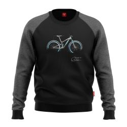 "Bike sweatshirt ""PASSION"" Men"