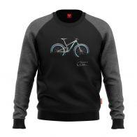 "Bike sweatshirt ""PASSION"" Men"