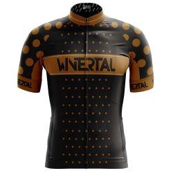 "Custom cycling jersey man ""COFFEE"""