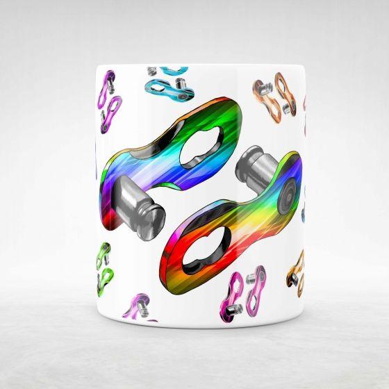 """Mug """"LINK DISCO"""" 0,3l - 2"""