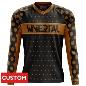 "Customized jersey ""COFFEE"" long sleeve"