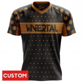"Customized jersey ""COFFEE"" short sleeve"
