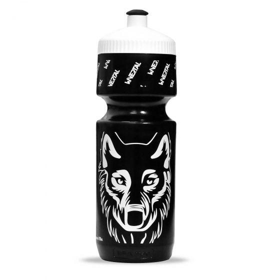 Water Bottle BLACK/WHITE 0,75L - 1