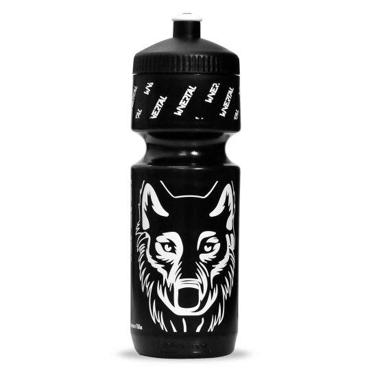 Water Bottle BLACK/BLACK 0,75L - 1