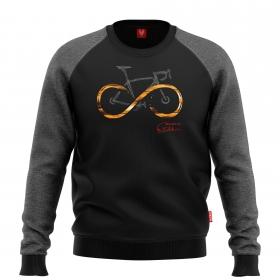 "Bike sweatshirt ""INFINITY"" Men - 1"