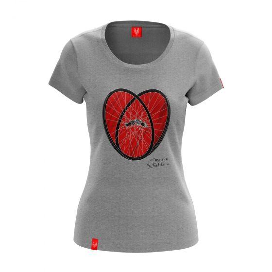 "T-shirt ""AMORE"" Woman - 1"