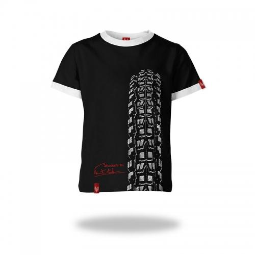"""Koszulka """"BLACK MINION"""" Dziecięca"""