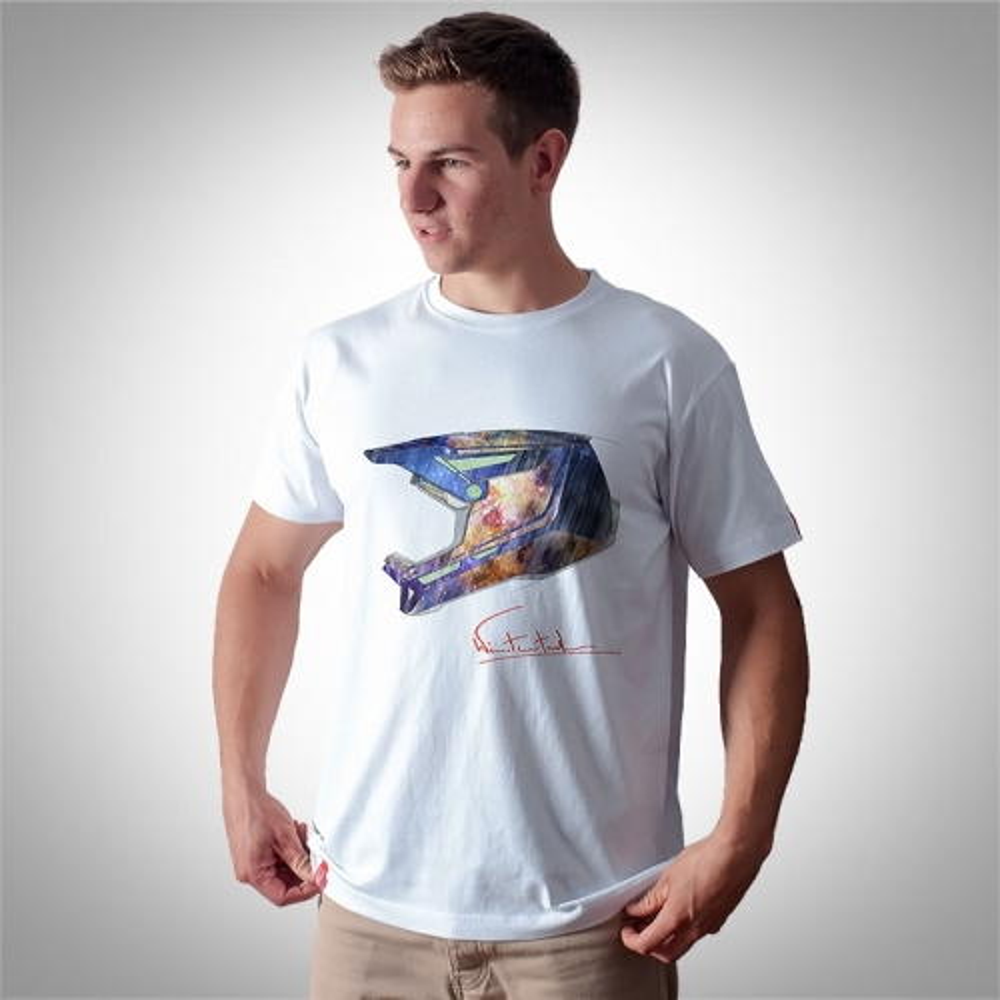 "Bike T-shirt ""SPACE"" Man"