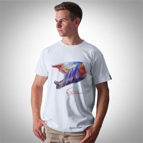 """Koszulka dla rowerzysty """"RAINBOW"""" Męska"""