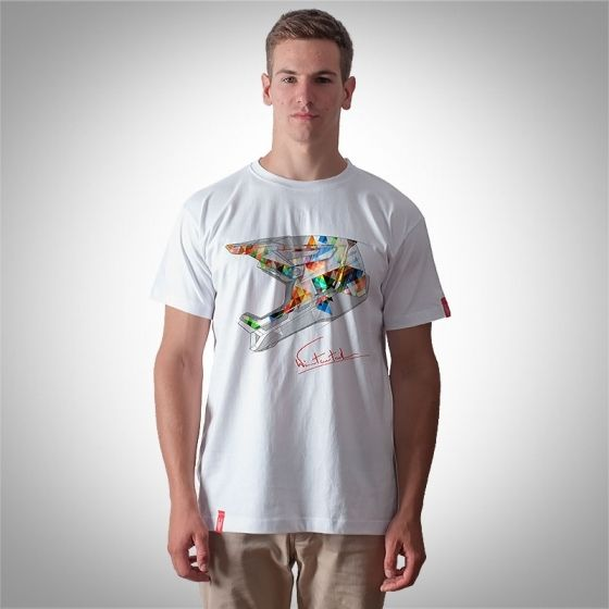 "Bike T-shirt ""GEOMETRIC"" Man - 1"